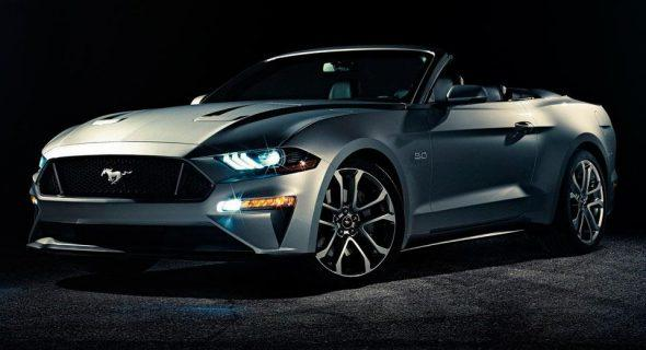 Ford Mustang Convertible MY 2018 01