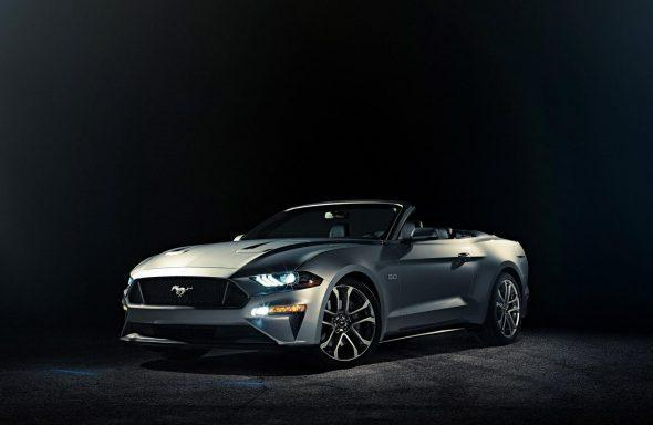 Ford Mustang Convertible MY 2018 02