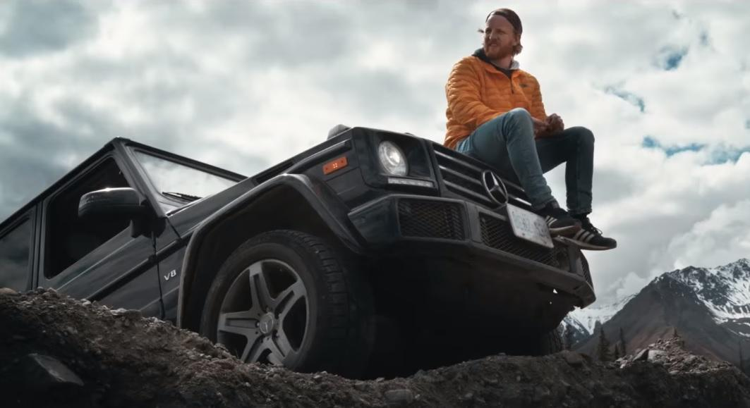 Mercedes Benz Razred G Preko Kanade Do Aljaske Automobil