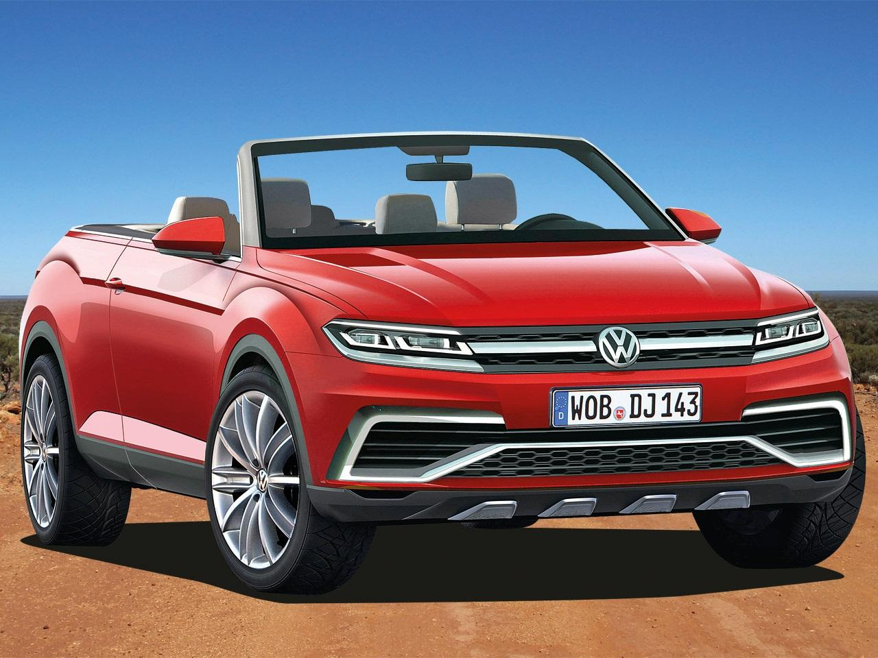 volkswagen t roc tudi kot cabrio automobil. Black Bedroom Furniture Sets. Home Design Ideas