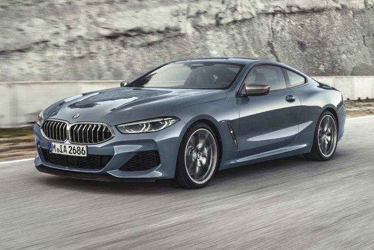 BMW 8 – nova interpretacija vrhunskega športnega kupeja