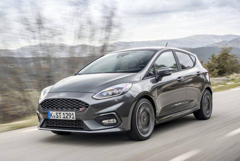 Domača predstavitev : Nova Ford Fiesta ST