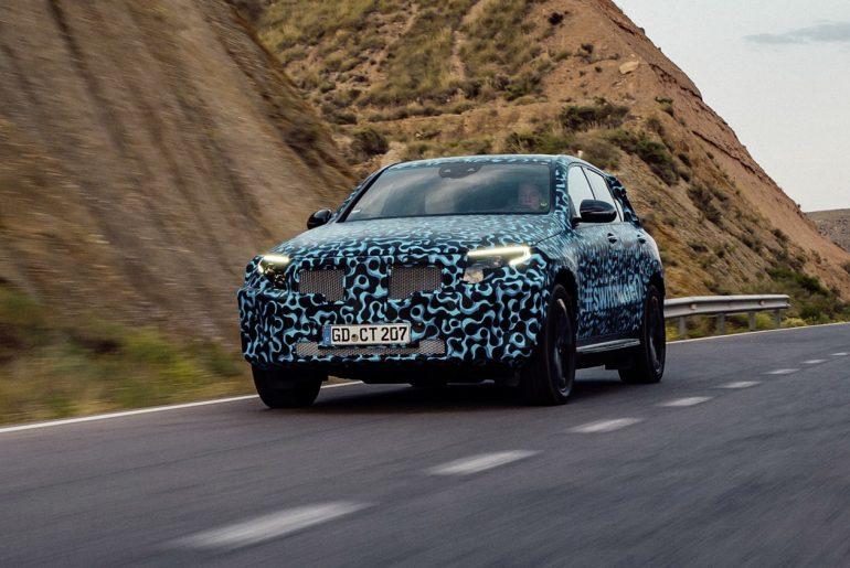 Testne vožnje v španski vročini – Mercedes-Benz EQC na »vročem« Iberskem polotoku