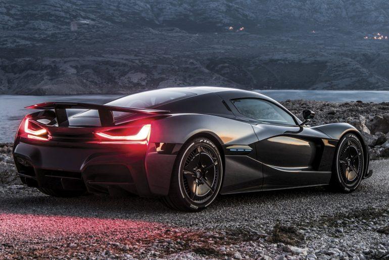 Porsche sklenil razvojno partnerstvo s hrvaško družbo Rimac Automobili