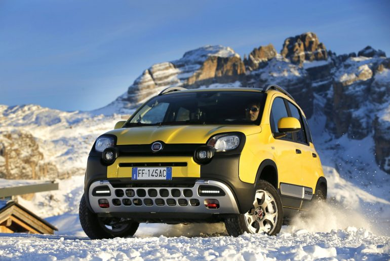 Panda Cross ponovno prva med crossoverji »4×4 of the Year« britanske revije 4×4 Magazine