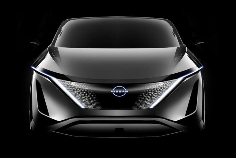 Nissan navdih za oblikovanje prihodnosti poiskal pri vitezih in njihovih ščitih.
