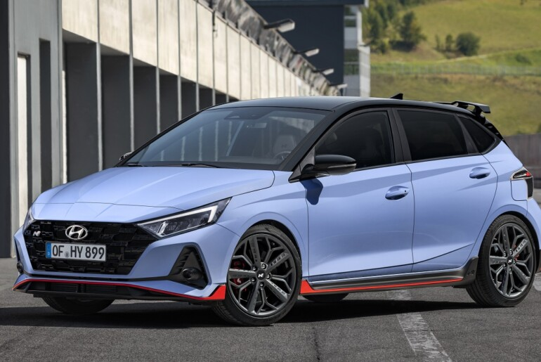 Novi Hyundai i20 za ljubitelje adrenalina