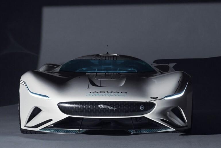 Jaguar Vision Gran Turismo SV: Najnovejši popolnoma električni dirkalnik za Gran Turismo