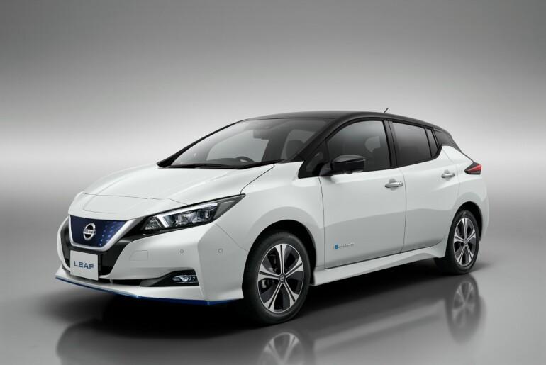 Nissan Leaf: Desetletje inovacij z globalnim prehodom v trajnostno mobilnost