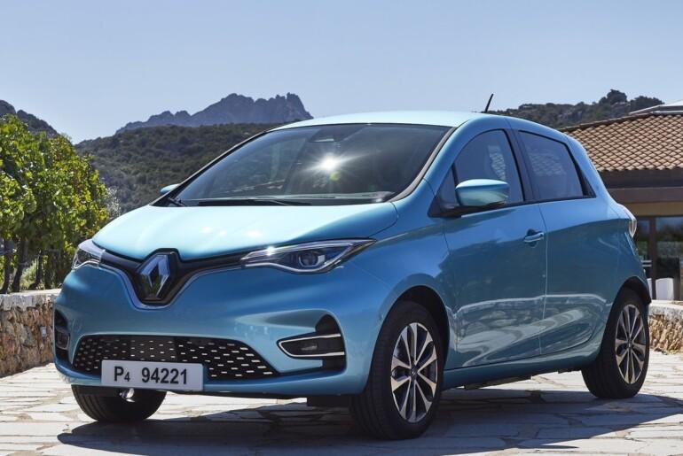 Renault prodal največ električnih avtomobilov v Evropi