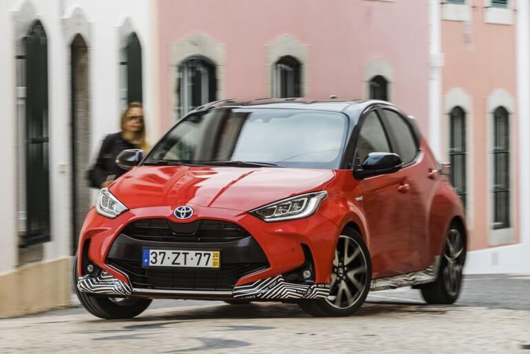 Novi Yaris z ambicijami najbolj varnega malega avtomobila na svetu.
