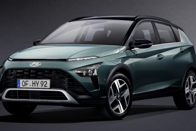 Premiera: Novi Hyundai Bayon, elegantni križanec segmenta B