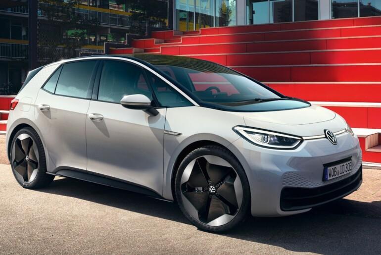 Volkswagen ID.3 zdaj dostopnejši z izvedbo ID.3 Performance z baterijo 45 kWh