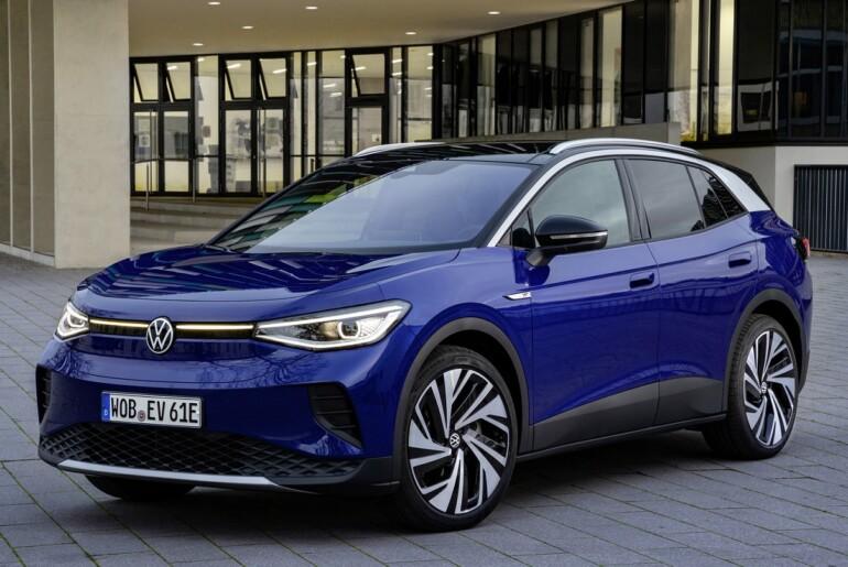 Volkswagen ID.4: začela se je predprodaja na slovenskem trgu