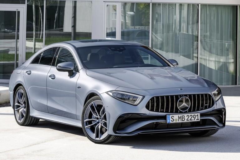 Svetovni javnosti se predstavlja osvežena generacija Mercedes-Benz CLS