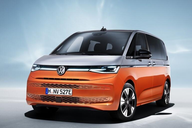 Svetovna premiera: Volkswagen razkriva novega Multivana
