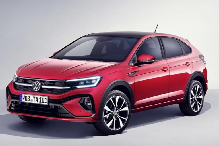 Volkswagen Taigo – novi kompaktni SUV z navdihom kupeja