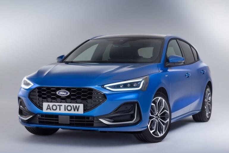 Novi Ford Focus: čas za spremembe