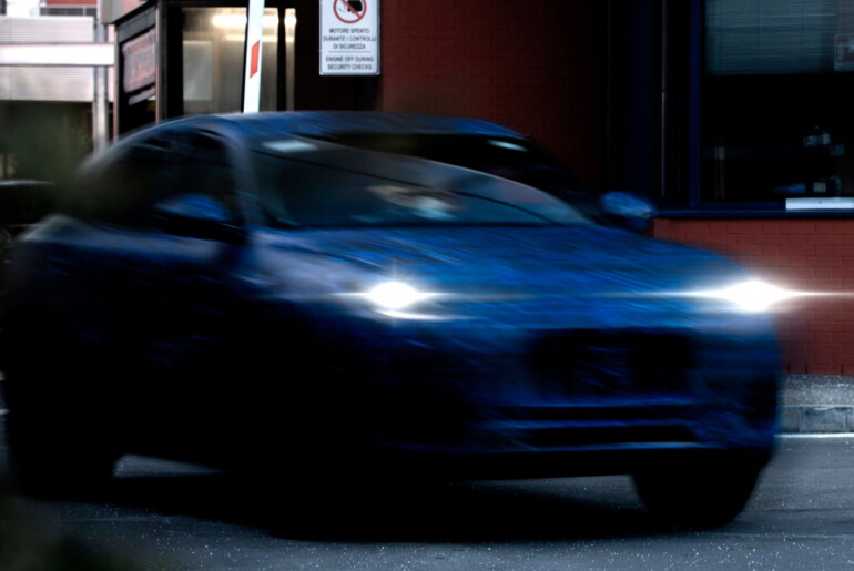 Maserati Grecale prestavljen na pomlad 2022