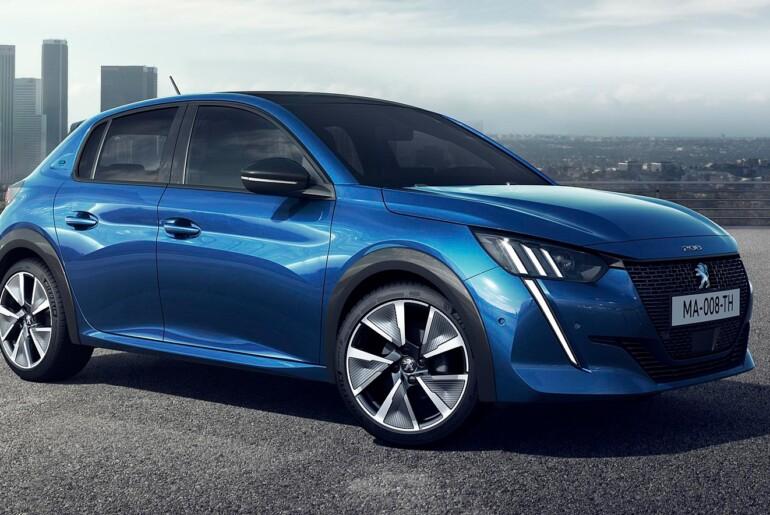 Peugeot e-208 in Novak Djoković – »prihodnost ne bo dolgočasna«.