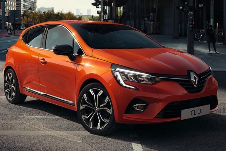 V februarju 7,2% padec prodaje avtomobilov na evropskem trgu: Clio prehitel Golfa