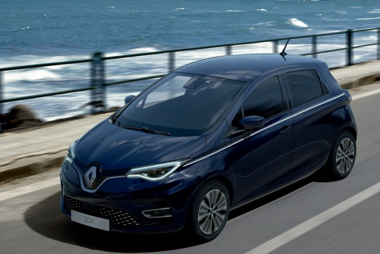 Renault je presegel število 300.000 prodanih električnih vozil v Evropi