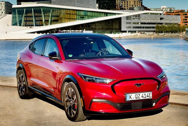 Mustang mora biti Mustang – tudi električni Mach-E