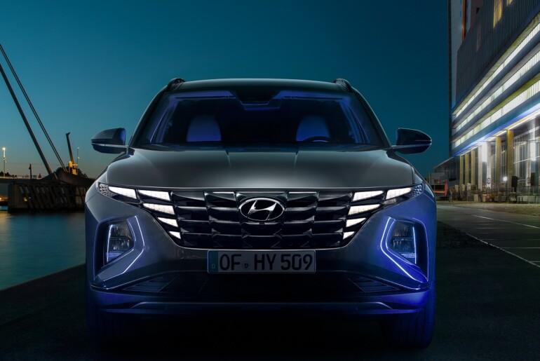 Hyundaieva velika premiera: Novi, revolucionarni Tucson