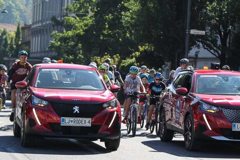 Peugeot že 17. leto zapored na legendarnem Maratonu Franja