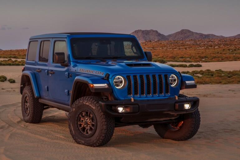 4x4x470! Novi Jeep® Wrangler Rubicon 392 – najboljši doslej
