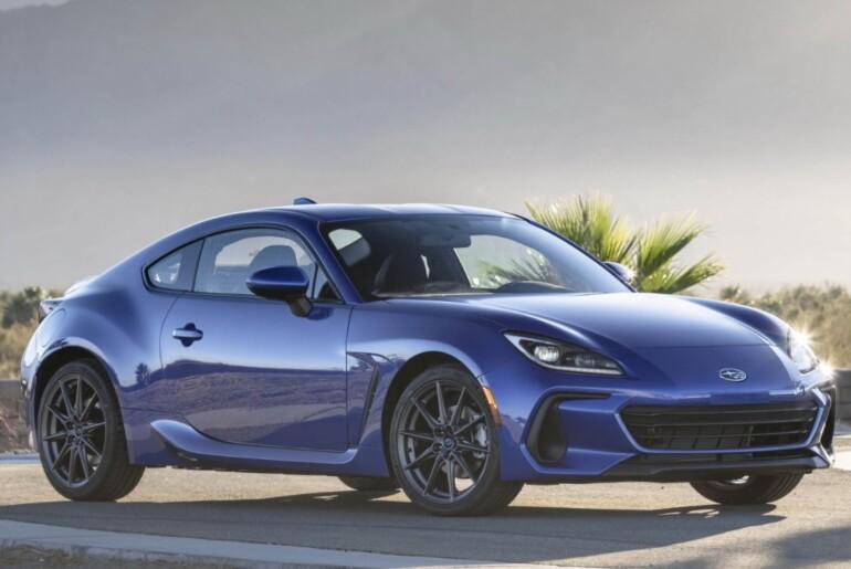 Novi Subaru BRZ: tudi tokrat ga ne bo v Evropo
