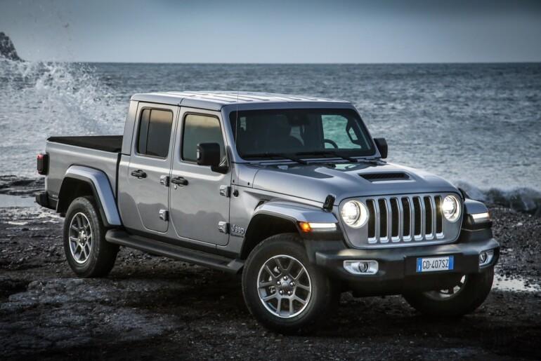 Prihaja novi Jeep Gladiator: inovativni pick-up v duhu tradicije in prihodnosti