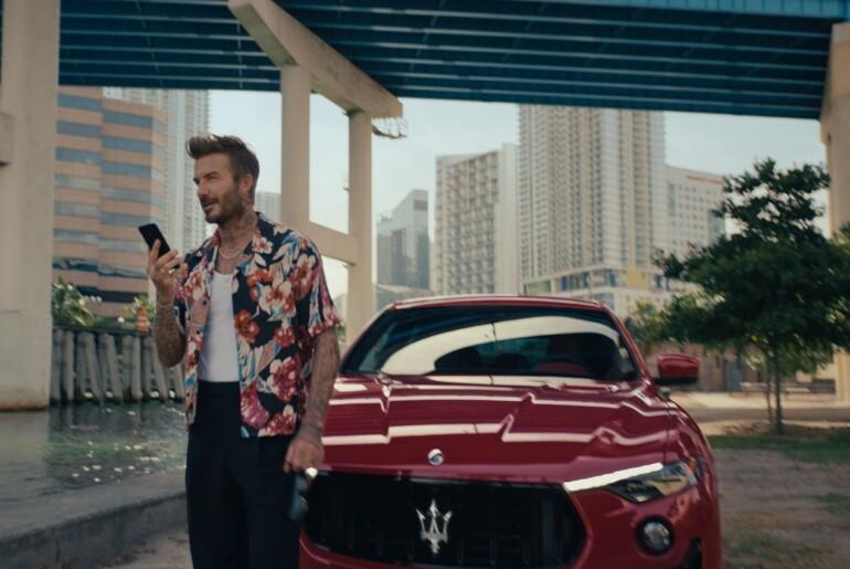Maserati in David Beckham: novi ambasador legendarne znamke iz Modene