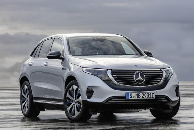 Mercedes-EQ s prvim predstavnikom v novo dobo električne mobilnosti