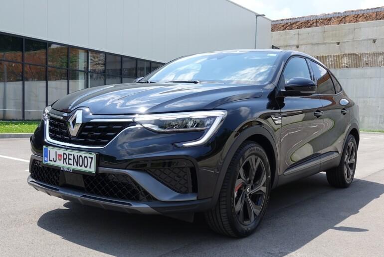 Renault Megane Conquest osvaja slovenske kupce