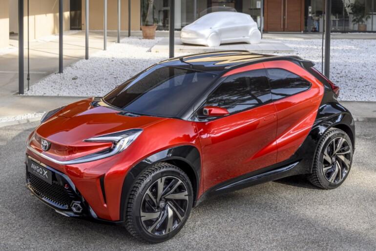 Toyota: novi Aygo 2022 bodo izdelovali v Evropi