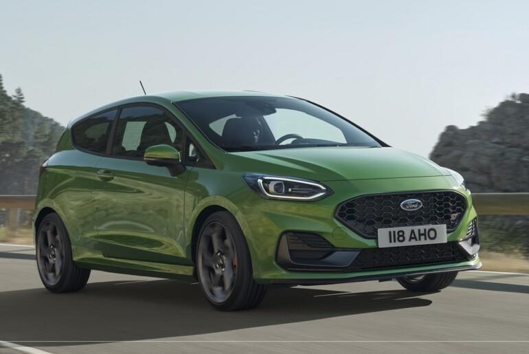 Ford Fiesta: Sveže oblikovanje za izrazitejšo osebnost