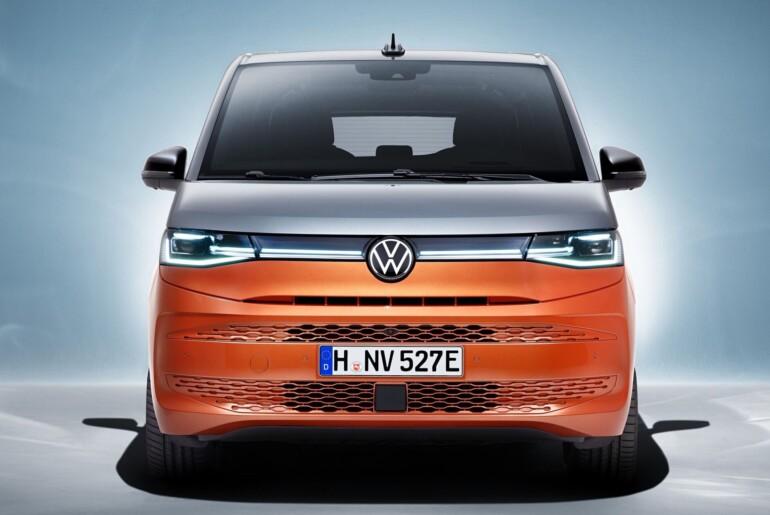 Novi Multivan s premiero na avtomobilskem salonu IAA Mobility 2021 v Münchnu